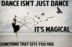 #Dance Isn't Just Dance It's #Magical Something That Sets You Free  www.SerenityHavenStudio.com/bellydance  #SerenityHaven #PinHolistic