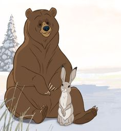 John Lewis Christmas Advert 2013. The Bear and the Hare, oh........... Emotions be warned!