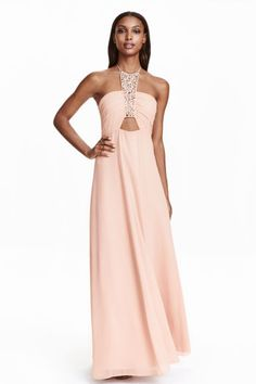 Crêpe maxi dress | H&M