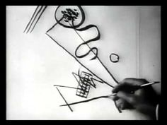 Time Travel Back to 1926 and Watch Wassily Kandinsky Create an Abstract Composition Open Culture