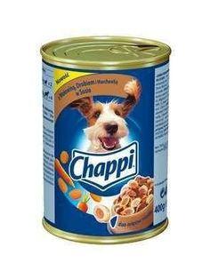 Chappi w puszcze to treściwy i smakowity posiłek. Jest to kompletne jedzenie dla dorosłych psów, które możesz podawać jako samodzielny posiłek lub urozmaicenie suchej karmy.