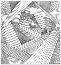 Emily Victoria Marie Bland Untitled 41 2014 PITT artist pen on paper 19 x 17 Illusion Kunst, Illusion Art, Zentangle Drawings, Art Drawings, Zentangles, Pitt Artist Pens, Pen Art, Geometric Art, Doodle Art