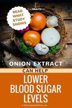 A recent study has researchers wondering if onion extract could be the key to new therapies for individuals with diabetes.