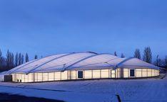 Gallery of Thorvald Ellegaard Arena / Mikkelsen Arkitekter - 2
