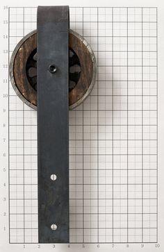 Rustic Sliding Barn Door Closet Hardware Set by TheWhiteShanty Sliding Barn Door Hardware, Sliding Doors, Wooden Barn Doors, Barn Door Closet, Door Displays, Door Kits, Door Design, Door Handles, Flooring