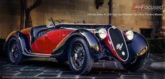 Alfa Romeo at Greystone Motorcourt by Auto-Focused  on 500px