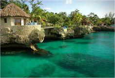 Turquoise, Negril, Jamaica