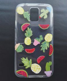 #fruits #colours #handmade #painted #phonecase #summerfruits #summervibes #summer #accessorise