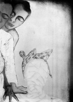 BOMB Magazine — Two Drawings by Francesco Clemente