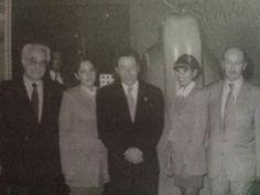 Inauguración del Pabellón España en la Feria Internacional de Durán del 1 al 12 de Octubre de 1997