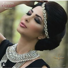 Beautiful #Desi Bride with JG #Jewels and Gems