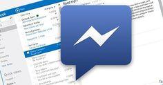 Chatea con tus amigos de Facebook desde la bandeja de entrada de Outlook