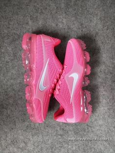 premium selection b8c59 83318 Nike Air Vapormax Kpu Womens Pink White New Year Deals