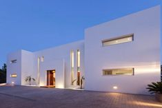Designer villa with sea views in Es Cubells - Vista Alegre - Modern villa seaviews