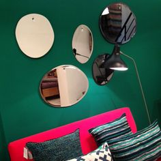 morning by lzc miroirs Sunrise boutique Home autour du monde 2014