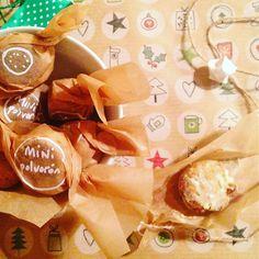 Orgullosísima de mis mini-polvorones SIN AZÚCAR Para bebés ❤️ #BLW Pondré la receta en unos días en el blog, ahora toca hacer maletas!  #polvorones #sinazucar #blwrecipes #recetasblw