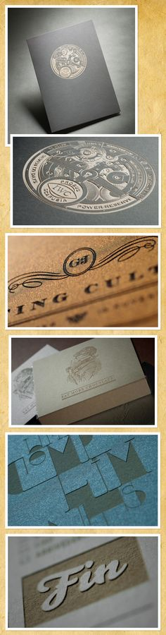 etched paper by paperlux. #awesome