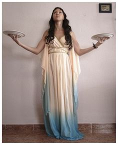 Greek goddess 7 by Lisajen-stock on DeviantArt Diy Toga, Greek Goddess Dress, Diy Greek Goddess Costume, Summer Goddess, Greek Gods, Character Outfits, Nice Dresses, Clothes, Deviantart