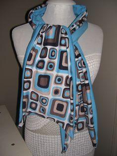 sjaal gemaakt