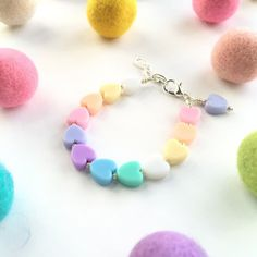 Hey, I found this really awesome Etsy listing at https://www.etsy.com/listing/222389466/baby-bracelet-personalized-baby-bracelet