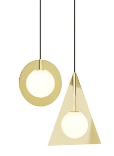"Tom Dixon launches ""minimal and geometric"" Plane light collection"