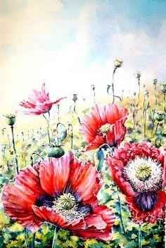 another fine painting by my brother Bill - Bolero ! by BILBOV.(Lorus Maver), via Flickr