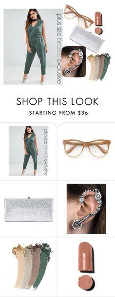 """for beautiful plus size woman"" by zeineb2108 ❤ liked on Polyvore featuring Pink Clove, Wildfox, Jimmy Choo and Gucci"