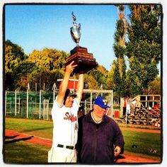 Trevor Rooper, 2013 Coach of the Swedish Champions Stockholm Baseball Club. Trevor recently signed for the season in Australia with the Penrith Panthers as head coach. Penrith Panthers, Stockholm Sweden, Baseball Players, Champion, Australia, Seasons, Club, Seasons Of The Year