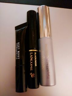 Mac. Lancome. Neutrigena mascaras. All deluxe sample size. New