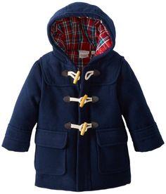 Amazon.com: Jojo Maman Bebe Unisex-Baby Infant Duffle Coat, Fuchsia, 12-18 Months: Infant And Toddler Outerwear Jackets: Clothing