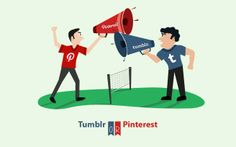 Pinterest or Tumblr: Which Works Best For Your Visual Content