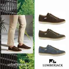Klasik tarzlar spor kesimlerin etkisinde: #urbaNature #newseason #yenisezon #ilkbaharyaz #fashion #fashionable #style #stylish #lumberjack #lumberjackayakkabi #shoe #shoelover #ayakkabı #shop #shopping #men #manfashion #ss15 #summerspring