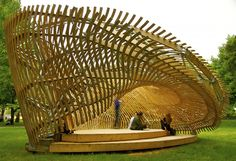 ContemPLAY pavilion by FARMM