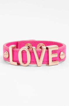 BCBGeneration 'Affirmation' Bracelet available at Nordstrom