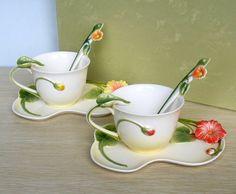 franz porcelaine tasse de café avec une cuillère-Tasses & soucoupes-Id du produit:290415065-french.alibaba.com