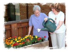 Finding Activities for Parents With Memory Loss