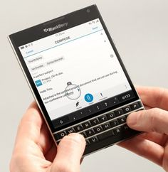 The big three major mobile operating systems already have their personal assistants, and today was the day of BlackBerryBlackBerry present Assistant, one of the features that will be present in future BlackBerry Passport, with BlackBerry smartphone that has 10.3 square screen and physical keyboard.The wizard supports voice commands and improves as it is being used. …