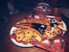 Pats & Cookies = perfect combination