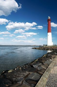 ✮ New Jersey Shore Lighthouse...My Favorite Place to Go! :) :)