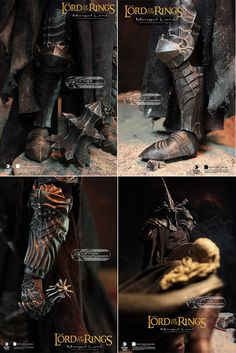 The Morgul Lord Witch-king of Angmar Lord of the Nazgûl The Black Captain 1/6 Figure
