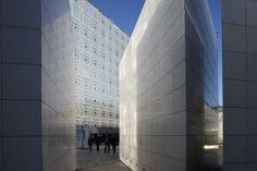 || Cristiano Mascaro || Jean Nouvel - Instituto Mundo Arabe