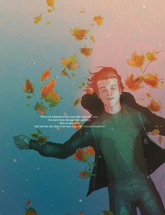 Great fan art of Ian Gallagher