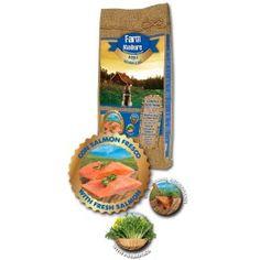 FARM NATURE | Salmon & Arroz. Receta formulada para perros adultos con ácidos grasos Omega 6 y Omega 3 de fuentes de calidad (aceite de pollo y salmón) para promover una piel sana y un pelo brillante. Toda la gama Farm Nature posee nutrientes naturales de alta calidad logrando un alimento natural y saludable. Estupenda relación calidad precio. Compra online en www.zazbuy.com. ENVIAMOS a domicilio a Canarias #perros #dogs #mascotas #pets #piensosparaperros #farmnature