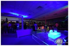 Shedd Aquarium #blue #uplighting #chicagoskyline #bar