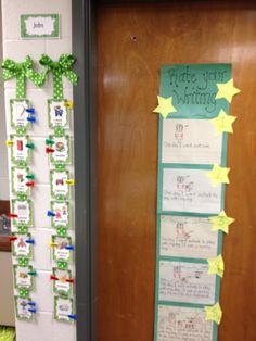 Job chart Classroom Procedures, Classroom Jobs, Kindergarten Classroom, Classroom Management, Classroom Decor, Classroom Pictures, Classroom Layout, Beginning Of The School Year, School Decorations