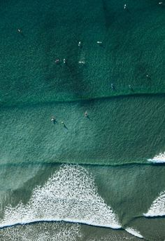 sea, surf and waves No Wave, Le Grand Bleu, Learn To Surf, All Nature, Am Meer, Surfs Up, Aerial Photography, Water Photography, Belle Photo