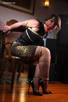 Ideas husband tied up bondage