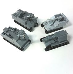 Micro self propelled guns. | by Yitzy Kasowitz