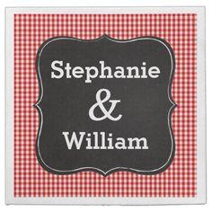 Shop I Do BBQ Couples Barbeque Shower Paper Napkins created by eventfulcards. Monogrammed Napkins, I Do Bbq, Burlap Sacks, Bbq Party, Ecru Color, Anniversary Parties, Paper Napkins, Birthday Parties, Presentation