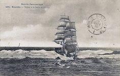 Pays Basque 1900: L'embouchure de l'Adour